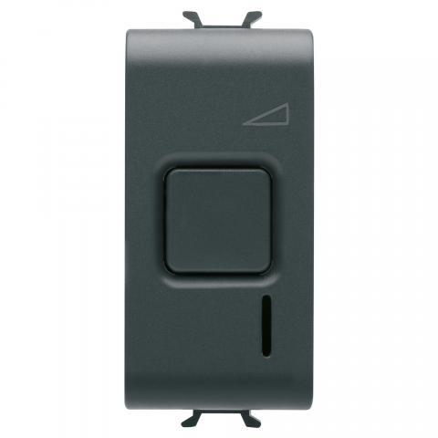 Електрон бутонен димер за управление на вентилатор