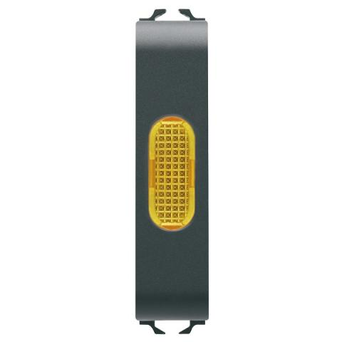 Индикаторна лампа жълта