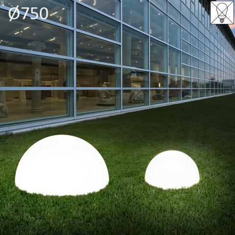 Градински осветител Ø750 E27 IP65