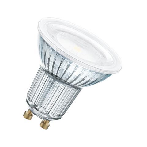LED лампа 4,3W 120° 3000K GU10