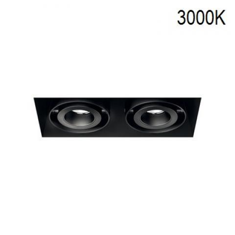 Двоен кардан KARDAN-TL 2X12/18W LED 3000K