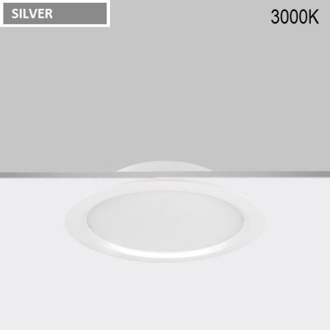 Луна Ra 16 LED 18W 3000K сива