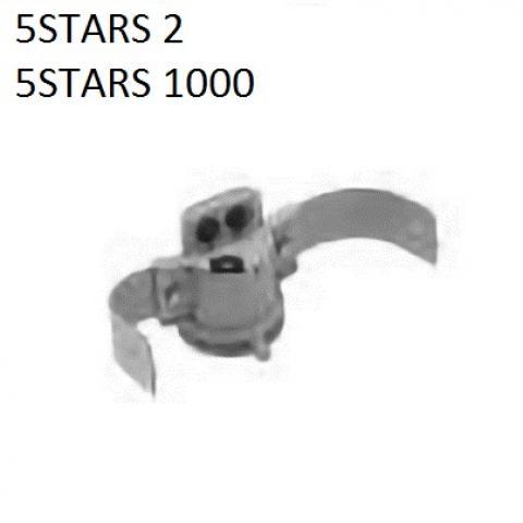 Единична конзола за стълб/рогатка Ø60-76mm за 5STARS2 и 5STARS1000
