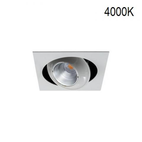 Единичен кардан MINIKYCLOS-IN 1X18/24W LED 4000K