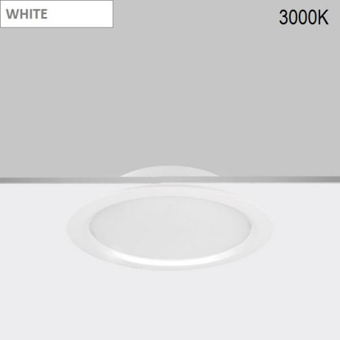 Луна Ra 16 LED 18W 3000K бяла