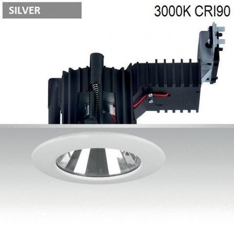 Луна Ra 14 DIXIT LED 26W-33W-38W 3000K CRI90 сива