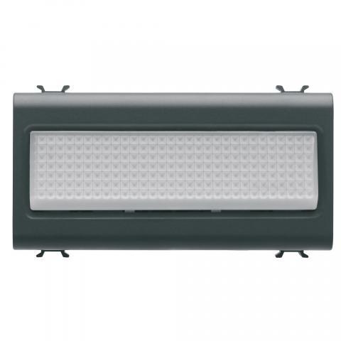 LED маркер за стъпала 12V ac/dc - 230V ac 50/60Hz - опал