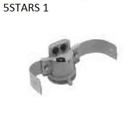 Единична конзола за стълб/рогатка Ø60-76mm за 5STARS 1