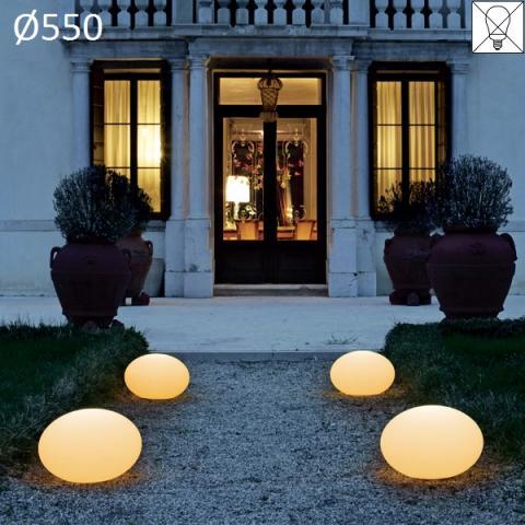 Градински осветител Ø550 E27 IP65