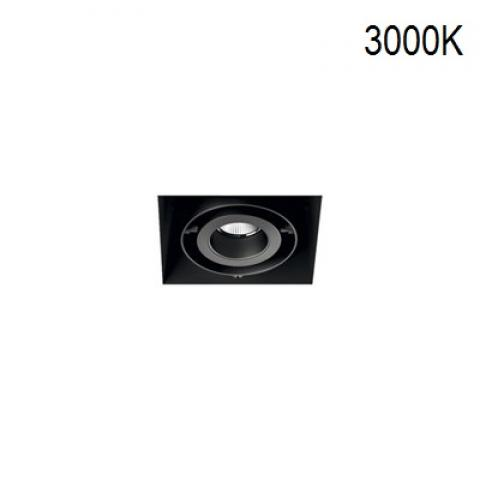 Единичен кардан KARDAN-TL 1X12/18W LED 3000K