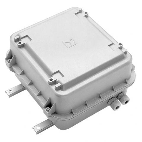 Дроселна кутия от алуминий за МХЛ/НЛВН 10,3A 1000W