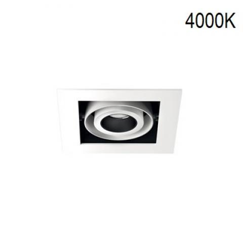 Единичен кардан KARDAN-IN 1X12W LED 4000K
